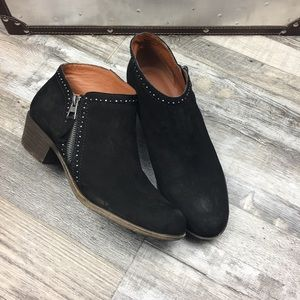 Lucky Brand Ankle Boots Size 9
